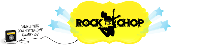 ROCK FOR CHOP